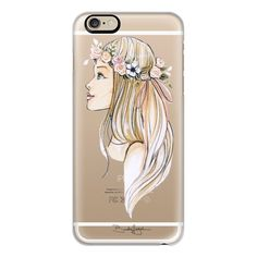 iPhone 6 Plus/6/5/5s/5c Case - Summer by Brooklit ($40) ❤ liked on Polyvore featuring accessories, tech accessories, iphone case, apple iphone cases, iphone cases, iphone cover case and slim iphone case