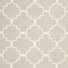 @Overstock - Moroccan inspired design and dense hand-woven wool pile highlight this handmade dhurrie rug. This floor rug has a grey background and displays stunning panel colors of ivory.http://www.overstock.com/Home-Garden/Moroccan-Dhurrie-Grey-Ivory-Wool-Rug-6-x-9/6830760/product.html?CID=214117 $249.99