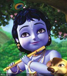 61 Best Little Krishna Images Little Krishna Radhe Krishna
