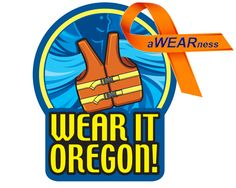 Play it safe in the water and wear your life jacket as you enjoy you outdoor events this summer!