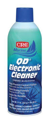 Crc Marine Qd Electronic Cleaner Cleaners Janitorial Supplies Shampoo Bottle