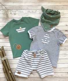 WiA_Handmade Handmade Baby Gifts, Baby Boy Gifts, Sewing Baby Clothes, Baby Sewing, Little Boy Outfits, Baby Boy Outfits, Kids Outfits, Baby Boy Rooms, Baby Boys