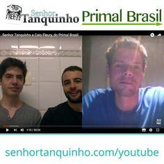 Esta semana fizemos um Podcast exclusivo com o Caio Fleury autor do blog Primal Brasil!  Falamos sobre muitos assuntos como por exemplo: - dificuldades de quem está começando uma dieta Low-Carb - a importância da família e amigos (e como reverter a falta de apoio) - e muito muito mais!  Para ver o novo vídeo acesse nosso canal no youtube: http://ift.tt/1RxCWAS