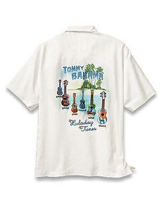 Tommy Bahama - Huladay Tunes Camp Shirt