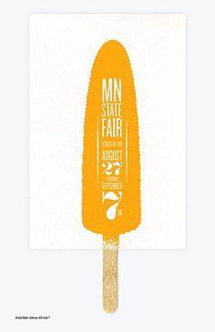 brilliant ad for the Minn State Fair