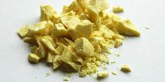 Lo zolfo è un sale minerale presente in natura ricco di proprietà antinfiammatorie e antisettiche, antiossidante previene l'invecchiamento cellulare,