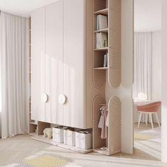 Kids Bedroom Designs, Home Room Design, Kids Room Design, Home Interior Design, House Design, Baby Room Decor, Bedroom Decor, House Rooms, Interiores Design