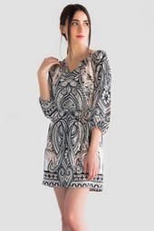 Sidney Paisley Dress. Perfect, everyday, simple dress!