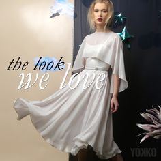 The party look we love! Party Looks, Our Love, Fashion Prints, Glamour, Formal Dresses, How To Make, Design, Dresses For Formal, Gowns