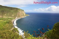 gorgeous coastal views  #hawaii