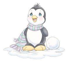 Precious moments Penguin