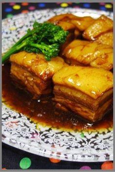 豚バラブロック 絶品豚の角煮
