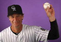 Jamie Moyer - Once again the Oldest man in Baseball