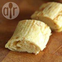 Japanse gerolde omelet (Tamagoyaki) @ allrecipes.nl