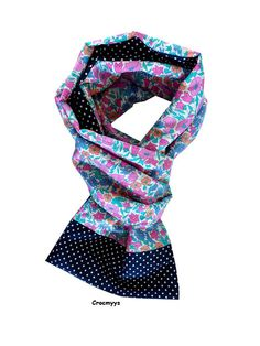 fr_foulard_liberty_poppy_and_daisy_orange_double_bleu_marine_a_pois_