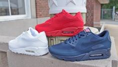 hot sale online 8d87a 73d6d Releasing  Nike Air Max 90 Hyperfuse QS