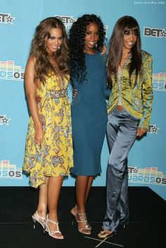 Beyonce @ the BET Awards 2005