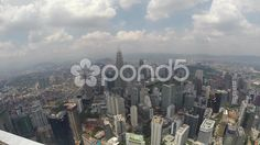 Kuala Lumpur from above - Stock Footage   by JahnProductions