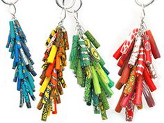 Nowak's polymer bead clusters | Polymer Clay Daily