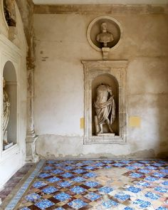 Casa Pilatos, 16th century Renaissance Italian and Mudejar Spanish Style Palace, Sevilla, Spain