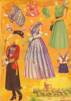 Coronation of Queen Elizabeth