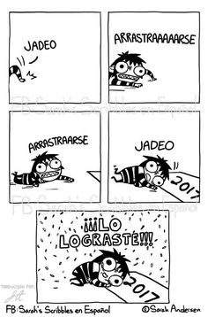 Anybody who's familiar with the comics of Sarah Andersen will know how perfectly they summarize the daily struggles of modern life, especially when it comes to Sarah Anderson Comics, Sara Anderson, Cute Comics, Funny Comics, Saras Scribbles, Funny Cute, Hilarious, Stupid Funny, Rage Comic
