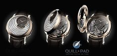 Romain Gauthier Logical One Secret Diamonds in red gold Luxury Watches, Rolex Watches, But Is It Art, Sheer Beauty, Baguette Diamond, Patek Philippe, Red Gold, Marines, Cufflinks