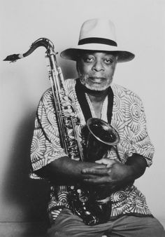 Walter Dewey Redman ((May 1931 – September The famous saxophonist Joshua Redmanis his son Jazz Artists, Jazz Musicians, Music Artists, Jazz Players, Saxophone Players, Sax Man, Hard Bop, All About Jazz, Cool Jazz