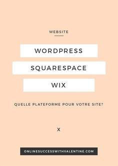 Créer son site, faire son site internet, comment créer son site ? Conseils pour site internet