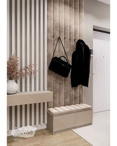 Trendy home organization entryway small entry 48 ideas Home Room Design, Home Office Design, Home Interior Design, House Design, Flur Design, Hall Design, Small Entryways, Small Hallways, Home Entrance Decor