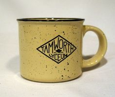 Tamworth Lyceum Mug: they might only sell it at the actual store/restaurant up north