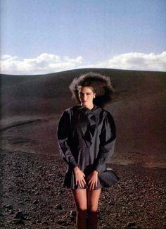 Kenzo L'Officiel magazine 1981