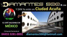 DXN Ciudad acuna Diamantes 500