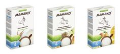 Bột ăn dặm Mamako nhiều hương vị cho mẹ chọn lựa