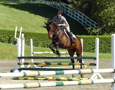 Peter Leone: 2 Exercises to Tune Your Eye for Jumps