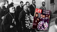 After watching Selma movie trailer.. who is the Orthodox priest...?