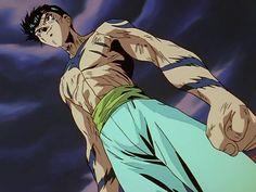 Yusuke Urameshi - Pesquisa Google Yu Yu Hakusho Anime, What's My Aesthetic, Yoshihiro Togashi, Black Panther Marvel, Popular Anime, Drawing Reference Poses, Anime Life, Anime Characters, Fictional Characters