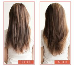 10+ Hair Hacks Proven To Give You Longer, Thicker Hair