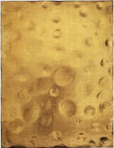 Cave to Canvas, Yves Klein,Untitled Monogold (Mg 7),c. 1960