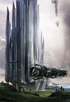 Book Covers -- Stephan Martiniere