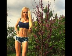 Valeria Lukyanova -- Real Life Barbie | TooFab Photo Gallery