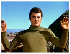 THE TIME TUNNEL: JAMES DARREN