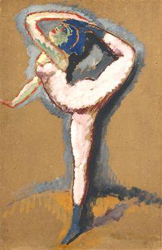 Kees van Dongen - L'Acrobate,1905