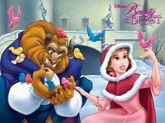 Noël de la belle et la Bête 2