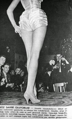Adele Kruger 1957.