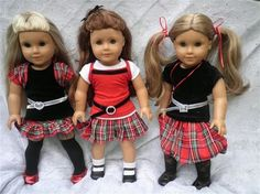 Karen mom of three's craft blog: How to make your doll a belt! Guest Post from Dacia of Mini Me Dolly Diva's