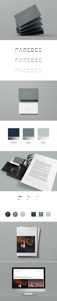 Paredes   Petchy   Brand identity for renowned and award-winning photographer André T. Ormset-Paredes Identity Design, Brand Identity, Design Art, Graphic Design, Eye For Detail, Packaging Design, Cool Photos, Design Inspiration, Stationary