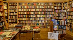My favourite pub/bookshop! Beerwolf Books in Falmouth Falmouth Cornwall, Film Books, Places To Go, England, Libraries, Pond, Films, Beer, Ocean