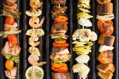 15 Absolutely Killer Kebabs  - Delish.com