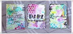 Scrappiness: Sommerlige ATC